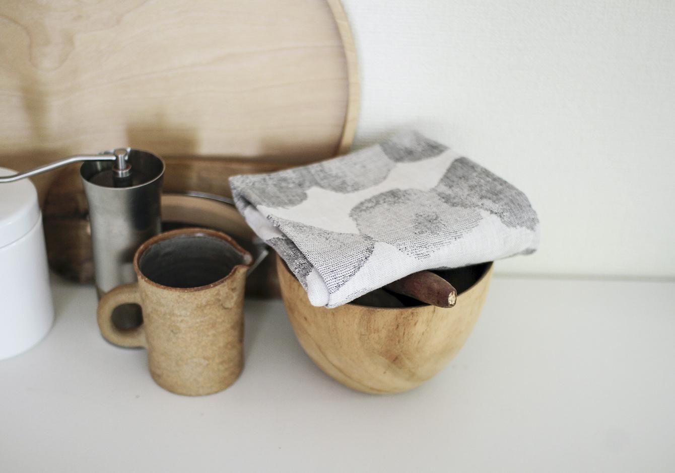 お部屋を彩るキッチンタオル 《デザイン&パターン特集》のイメージ画像